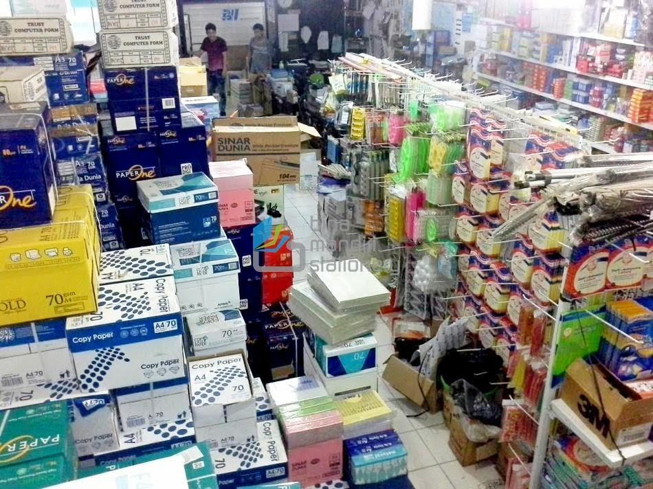 Kesan dan Pesan dari Pelanggan Bina Mandiri Stationery
