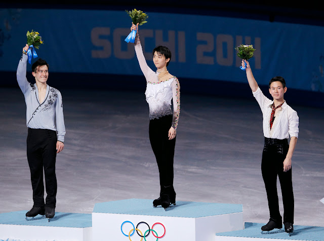 Sochi Olympics Figure Skate Winners