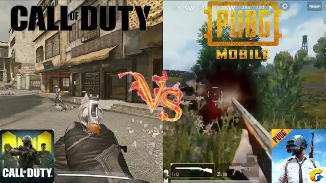 COD Mobile vs PUBG Mobile: Android cihazlar için hangi oyun daha iyi?