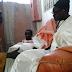 Serigne Amdy Modou M'benda Fall , le nouveau khalife général des Baye Fall.