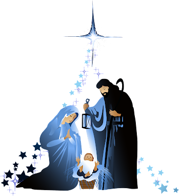 Religious Merry Christmas Clipart Images