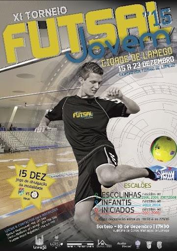 """Torneio de Futsal """"Cidade de Lamego"""" põe talento à prova"""