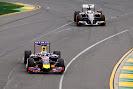 Sebastian Vettel - Red Bull RB10 & Adrian Sutil Force Inda VJM06