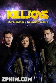 Đội Săn Tiền Thưởng 1 - Killjoys Season 1 (2015) Poster