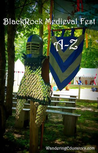 BlackRock Medieval Fest, A-Z