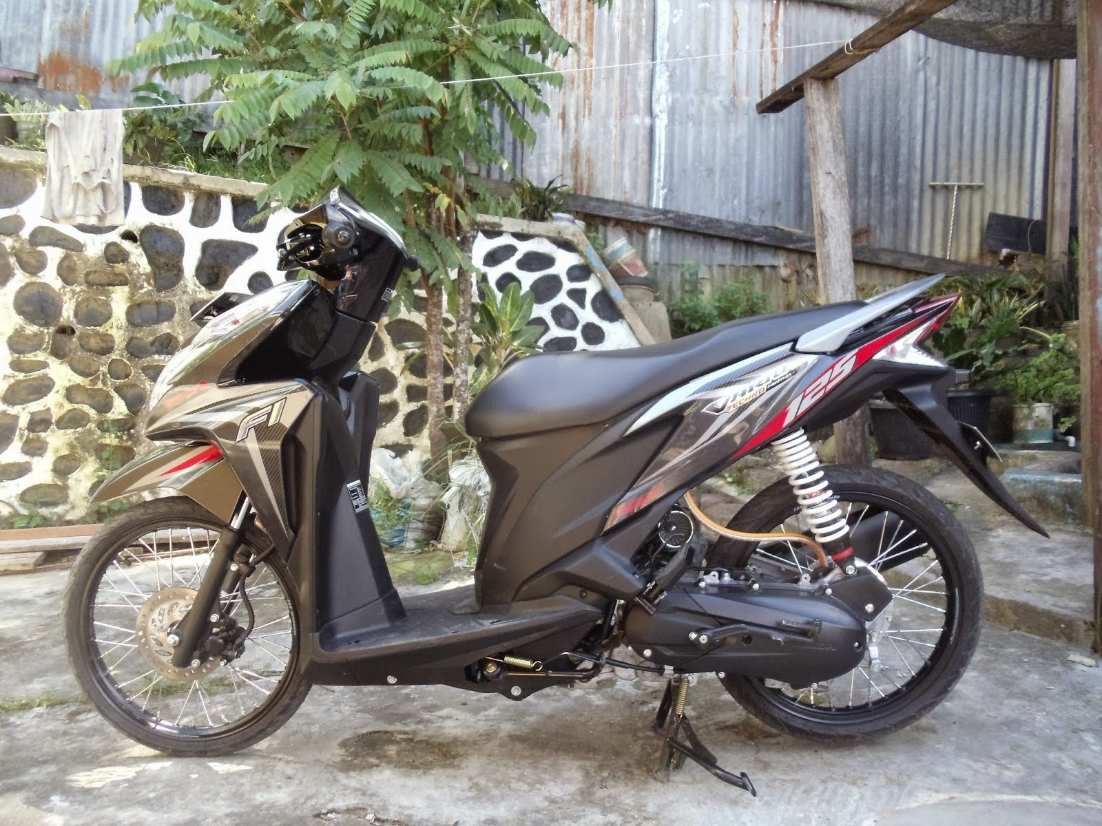 modifikasi vario 125 injection