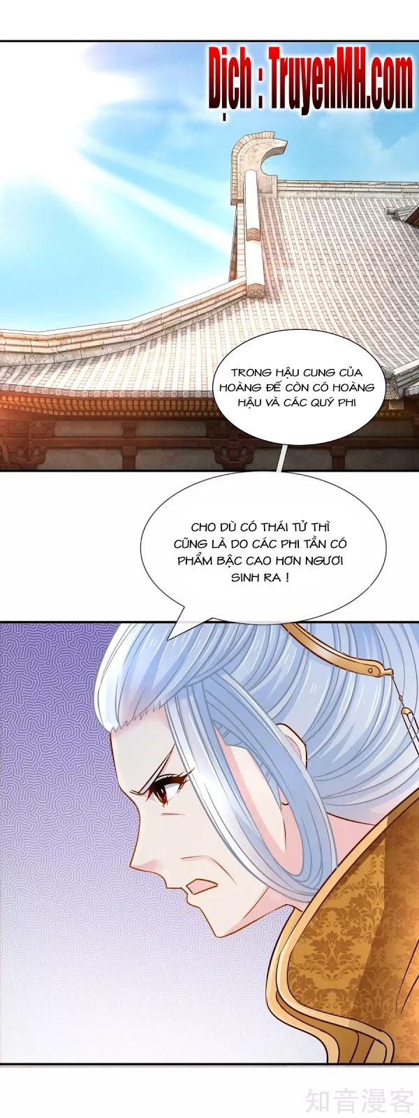 Lãnh Cung Phế Hậu Muốn Nghịch Thiên chap 29 - Trang 9