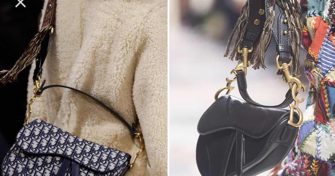 9df6d63a216ec Life threads: Dior saddle bag is back!