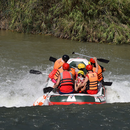 Descenso en Rafting 12/08/2018