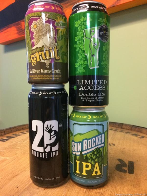 Rock Art Brewery Returns To Massachusetts Distribution