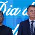 Bolsonaro participa de celebração nacional da Índia na embaixada