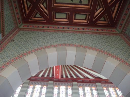 Detalhe da Capela dedicada a São José