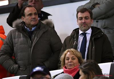 """Mogi Bayat a été imposé à Anderlecht"""