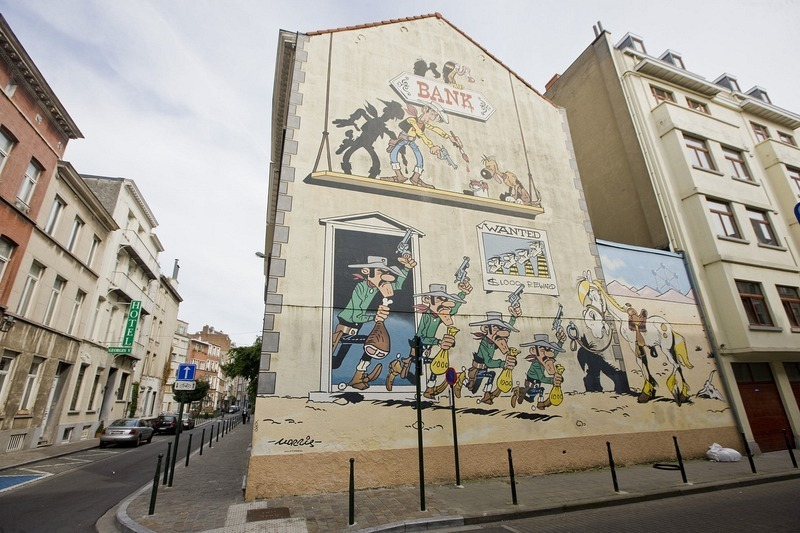 brussels-comic-book-route-13