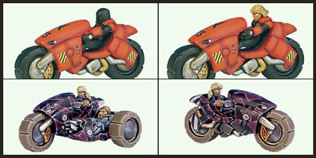 Moto Void de I-Kore