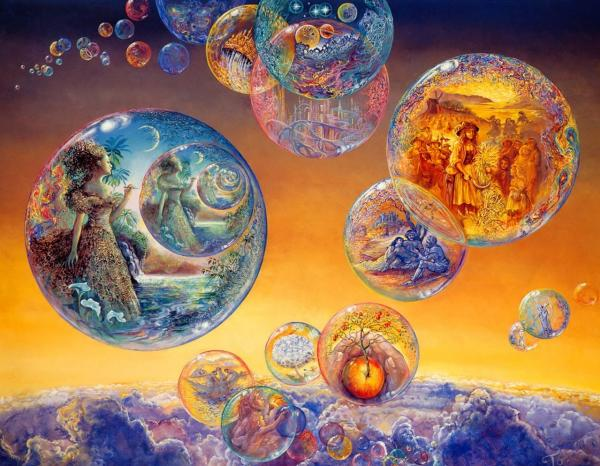 Bubbles And Worlds Inside, Fairies 3