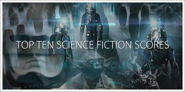 Top Ten Science Fiction Films Scores