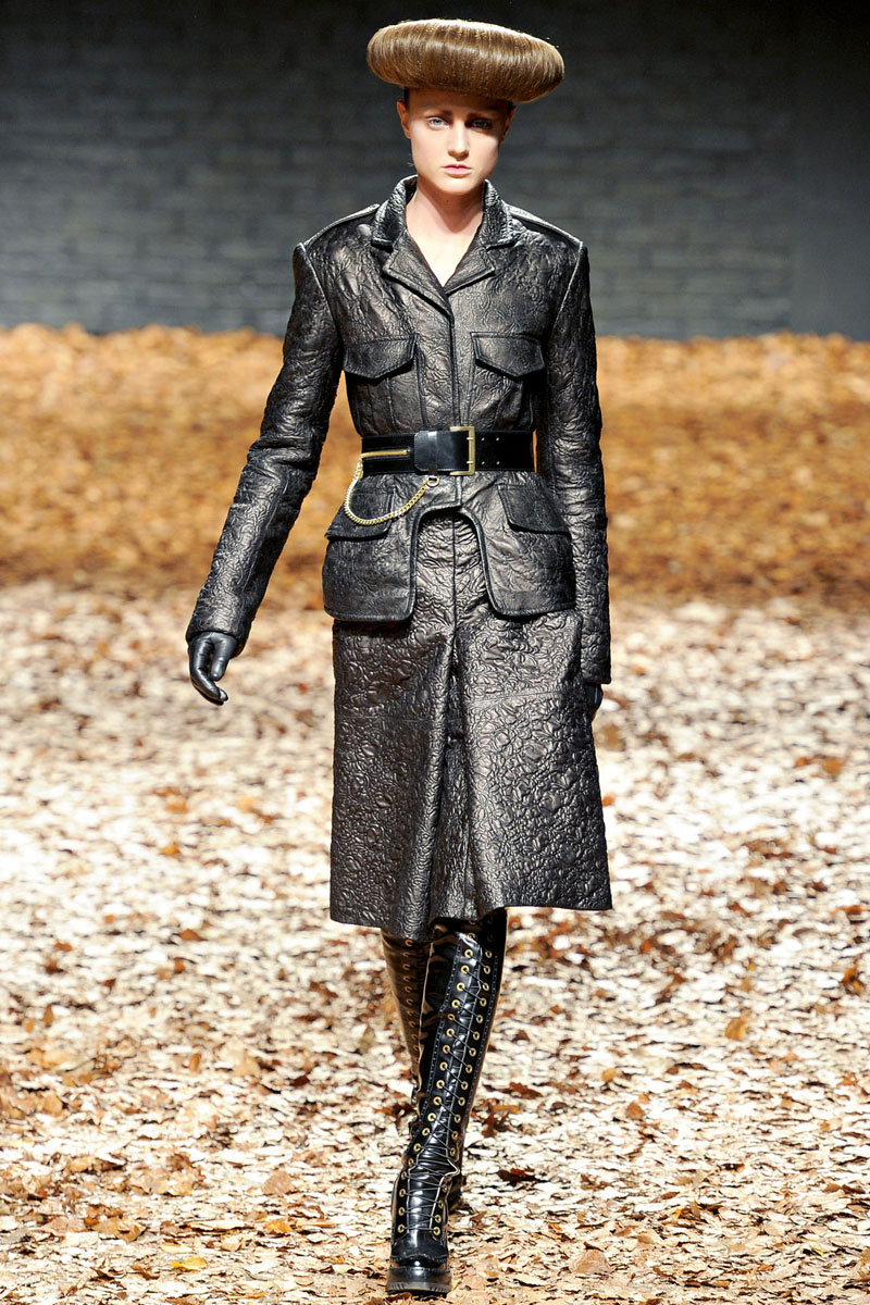 COUTE QUE COUTE: MCQ BY ALEXANDER MCQUEEN AUTUMN/WINTER ...