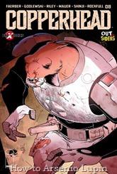 Actualización 09/09/2016: Shinji y Rockfull nos traen el numero 8 de Copperhead. ¿Querían mas de Boo? ¡Aquí tienen mas Boo!
