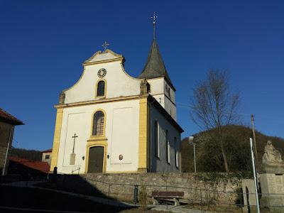die Pfarrkirche zu Krum