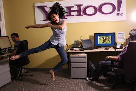 My Encounter With a Yahoo Girl