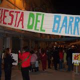 XVI Fiesta del Barrio