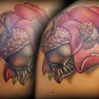 red - tattoos ideas