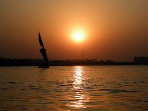 Nile River Cruising, Cairo, Egypt