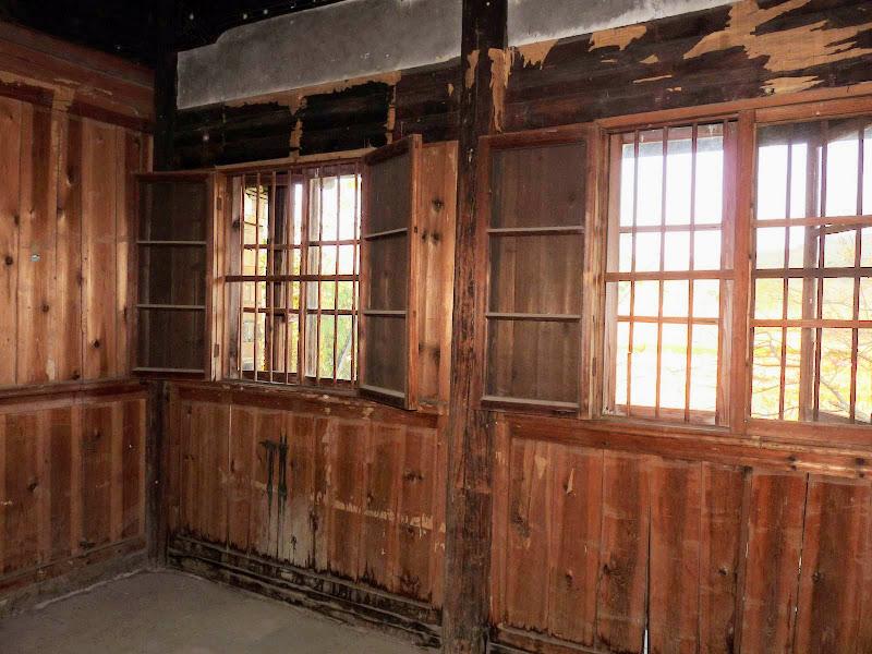 ancienne maison en bois