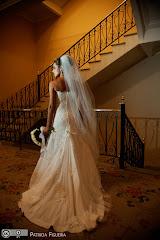 Foto 0195. Marcadores: 06/11/2010, Casamento Paloma e Marcelo, Fotos de Vestido, Heloisa Albuquerque, Rio de Janeiro, Vestido, Vestido de Noiva
