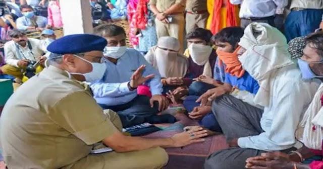Hatharas case : हाथरस कांड में हुआ चौकाने वाला खुलासा ,  सामने आया सच्चाई