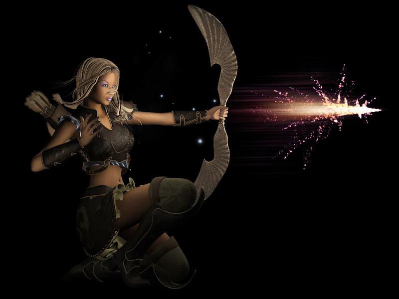 Magic Archer Fantasy, Warriors
