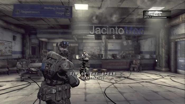 Xbox360 على الكمبيوتر مع Xenia Gow Ingame