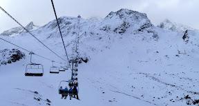 take a gondola over the correct ridge and BOOM! paradise.  It's a kind of magic