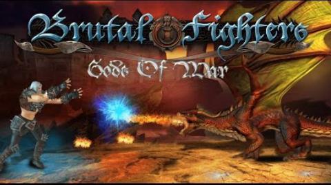 Brutal Fighter: Gods of War APK