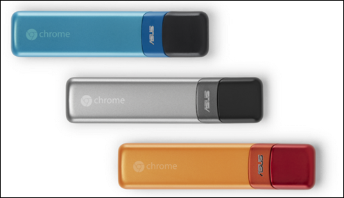 Google Launches $149 Chromebooks And New Chromebit Sticks – It's A Whole New Computer World Out There