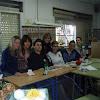 Alumnos del PCPI Pintura. Creando empresa Bolas con ARTE