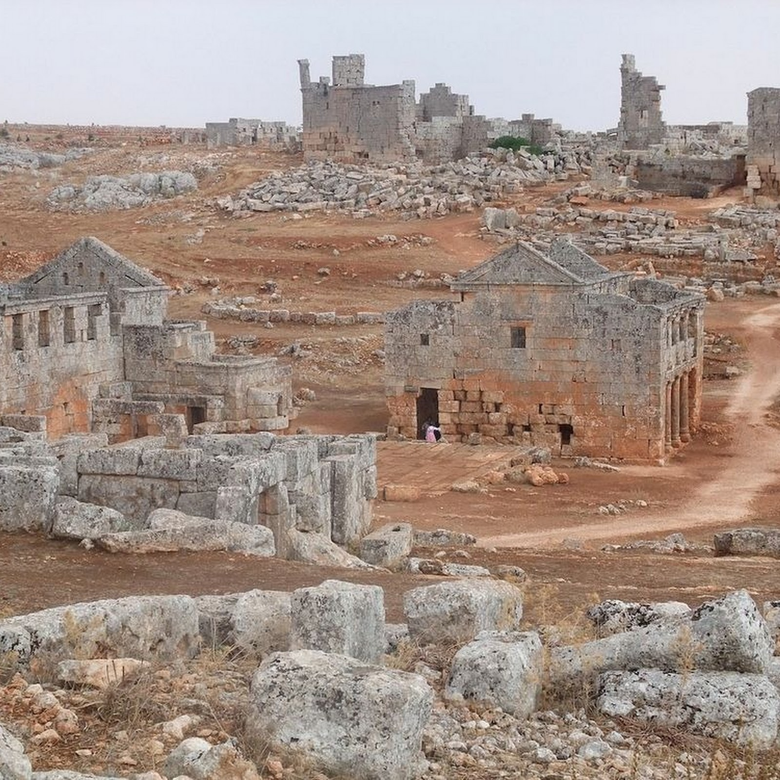 The Dead Cities of Syria
