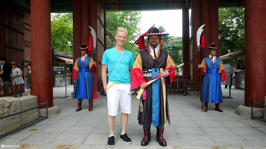Best places to visit in Seoul | Travels of Matt van Vuuren