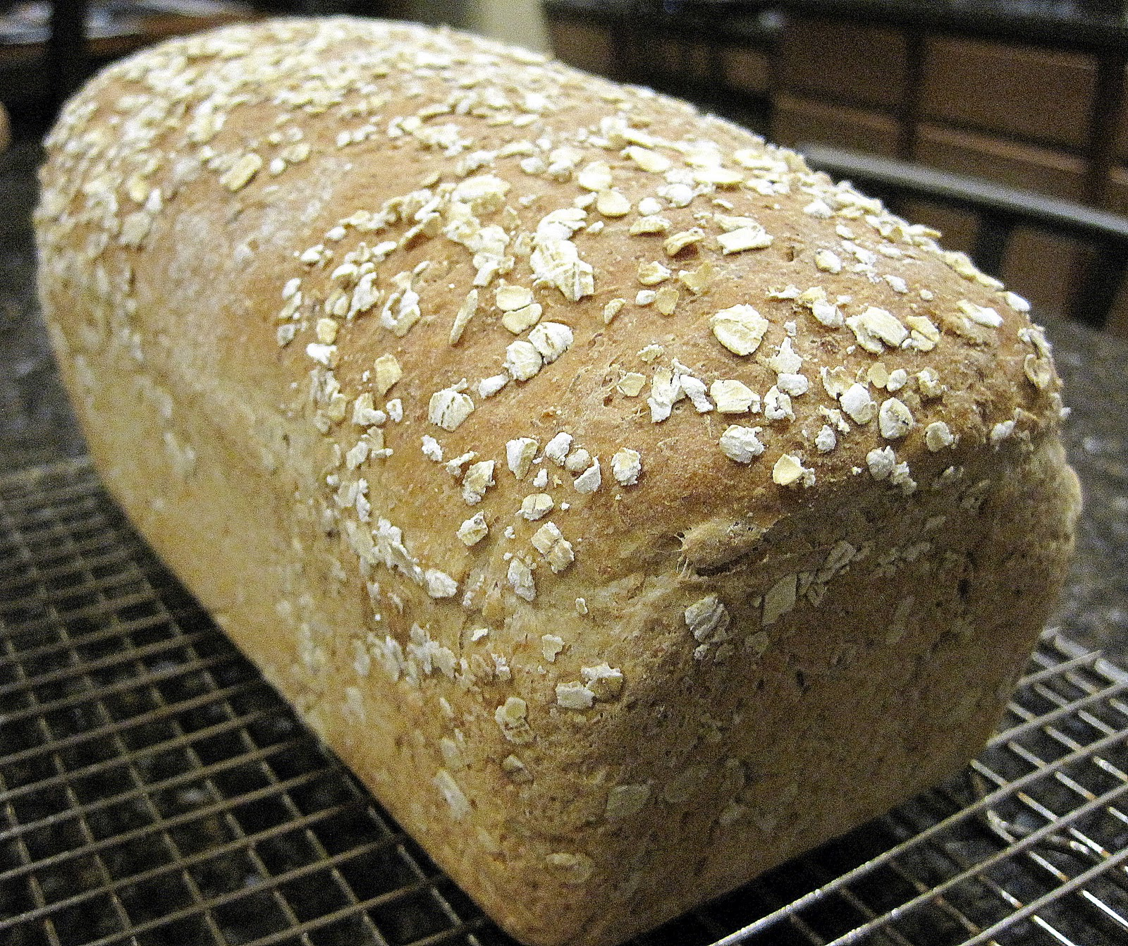 Multigrain Bread - Food Folks and Fun