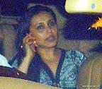 Rani Mukerji at SRK Edi Party 2013. pic/ yogen shah
