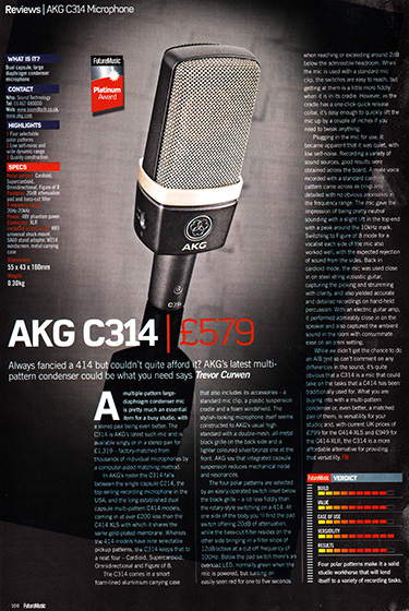 FM C314 560