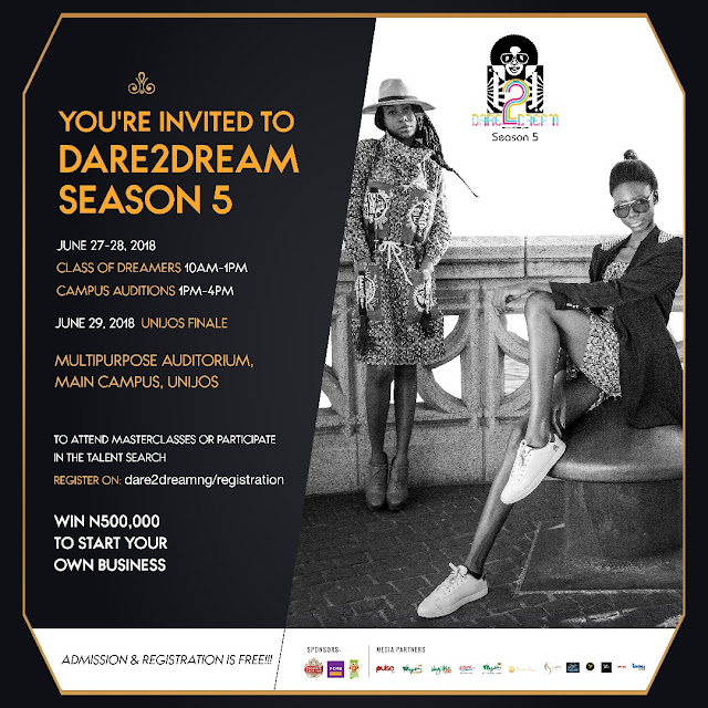 Dare2Dream Season 5 campus selection train Is coming to a University near you