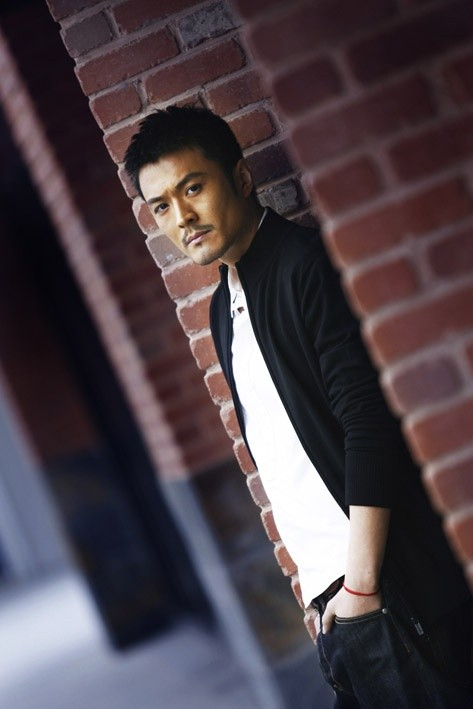 Yu Xiaowei China Actor