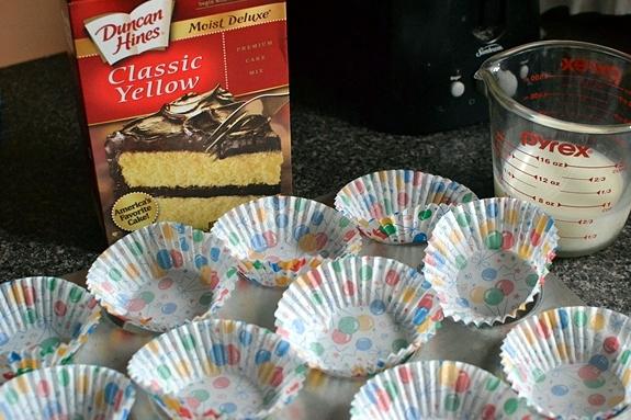 How To Jazz Up Cake Mix Cupcakes