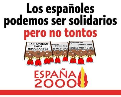 Espa a 2000 granada exteriores regala 12 millones de for Educacion exterior marruecos