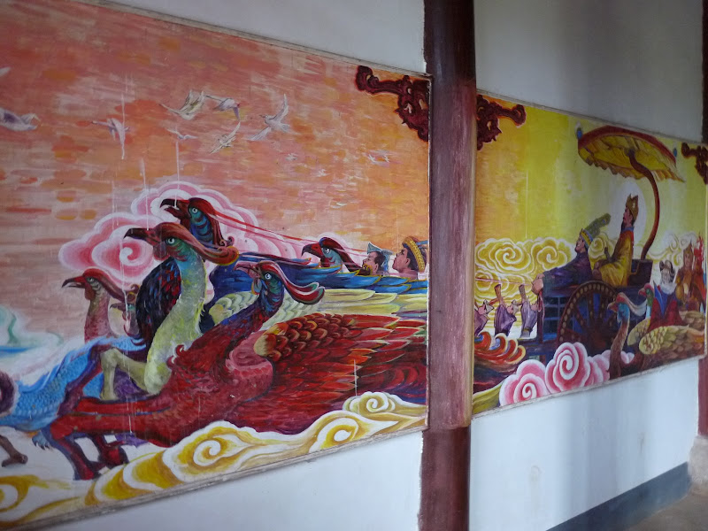 CHINE.YUNNAN.KUN MING Village des minorités 2 - P1270580.JPG