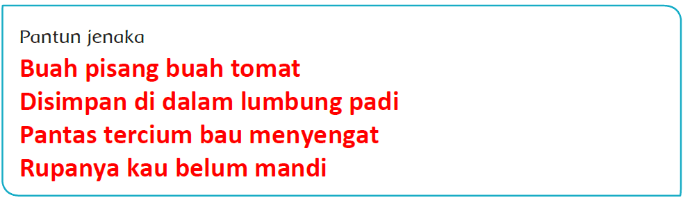 Kunci Jawaban Halaman 34, 37, 39, 41, 42 Tema 4 Kelas 5