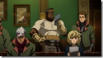 Gundam Orphans - 13 -13