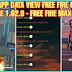 APP DATA VIEW FF V6 TỰ ĐỘNG CÀI ĐẶT DATA ANTENNA, TÌM ĐỒ 3, TÌM SÚNG NGẮM CHO FREE FIRE OB28 1.62.9/2.62.9